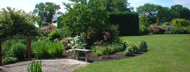 Longframlington Gardens Design