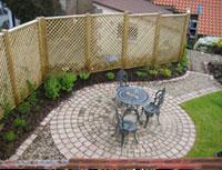 Longframlington Garden Design